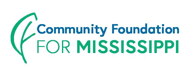 Community Foundation for Mississippi Tag Line Transparent